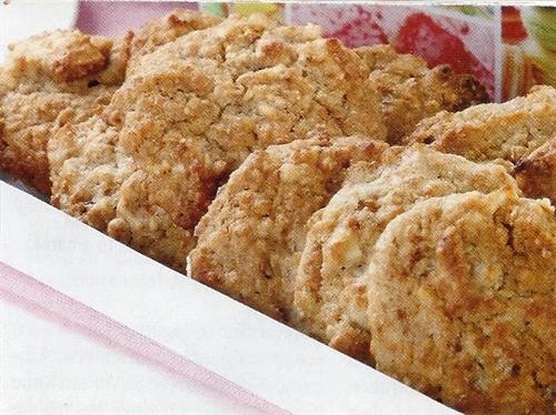 Biscoitos de Inhame